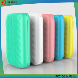 6600 mAh Portable Power Bank with CE, RoHS, FCC pictures & photos