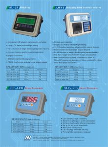 Big LCD Weighing Indicator (AW-B) pictures & photos