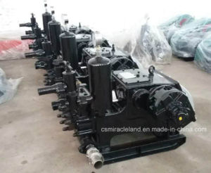 Hydraulic Motor Triplex Piston Mud Pump (BW-600/10) pictures & photos