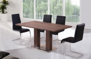 Modern Dining Room Furniture MDF Dining Table