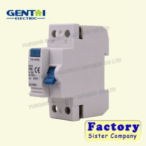 RCBO Residual Current Circuit Breaker with Over Current Protection RCCB pictures & photos