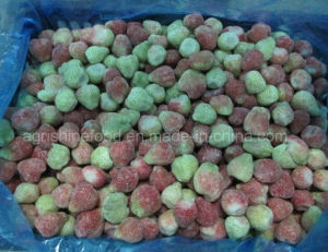 IQF Strawberry 70% Ripe or 70% Red pictures & photos