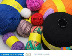 Wool Knitting Yarn Blended Hot Sale pictures & photos