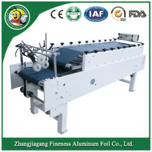 Full Automatic Corrugated Box Making Paper Bag Folding Gluing Machine pictures & photos