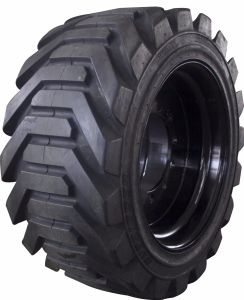 Solid Polyurethane Tire Best Chinese Brand Truck Tire pictures & photos