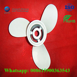 Custom Aluminum Alloy Die Casting Painted for Cooling Fan pictures & photos
