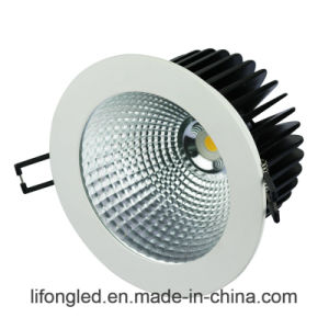 Super Energy Saving 155mm Cut out 35W COB LED Downlights pictures & photos