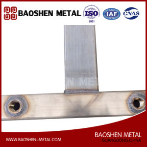 Sheet Metal Metal Production Fabrication Machinery Parts Frame pictures & photos