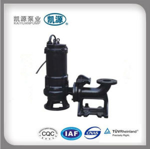 Vertical Submersible Pump Waste Water Pump Coupled pictures & photos