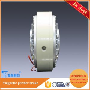 China Factory Supply Hollow Type Magnetic Powder Brake 25nm Tz25k-3 pictures & photos
