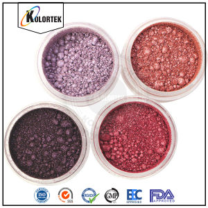 Blood Red Intense Chroma Mica Pigment for Makeup pictures & photos