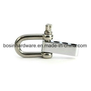 5mm Stainless Steel Adjusybale Buckle Shackle for Paracord pictures & photos