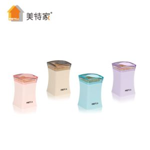 6009 Metka New Product Plastic Toothpick Holder Toothpick Bottle pictures & photos