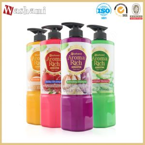 Washami 1200ml Refreshing Garlic Hair Shampoo Conditioner pictures & photos