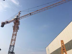 Qtz4518 Tower Crane Max 8t for Ukraine