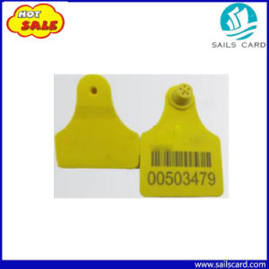 Plastic Cattle Ear Tags for Farm Animal Management pictures & photos