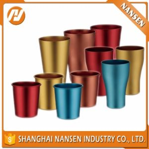OEM ODM Stainless Steel Aluminum Beer Pint Metal Cup pictures & photos