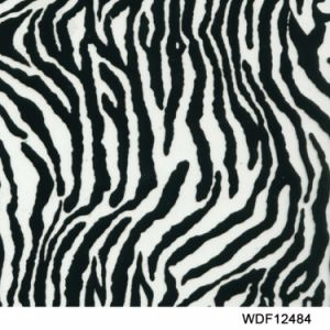 Kingtop Animal Skin Prints Deisgn 1m Wide Printable Water Transfer Printing PVA Hydrographic Film for Hydro Dipping with PVA Material Wdf642-3 pictures & photos