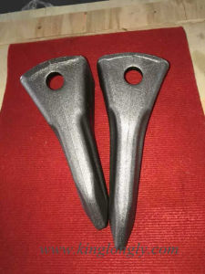 Daewoo Doosan Excavator Spare Parts Forging Bucket Teeth for Mining Machinery pictures & photos