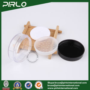 15g Cosmetics Packaging Plastic Loose Powder Jar pictures & photos