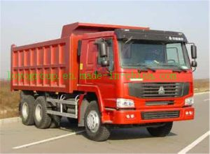 HOWO Dump Truck Sinotruk 371HP Tipper Truck for Sale pictures & photos