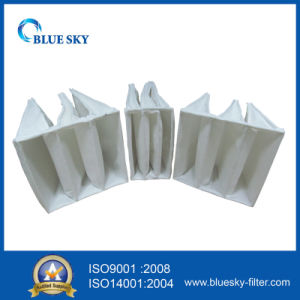 Nonwoven F5 Efficiency Pocket Bag Filter for Dust Collector pictures & photos