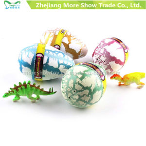 New Magic Hatching Dinosaur Big Growing Pet Dinosaur Eggs Toys pictures & photos