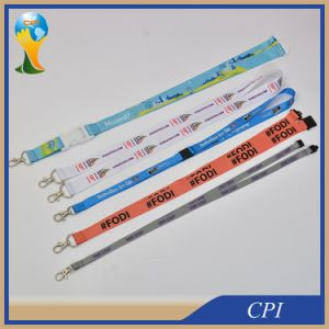 Sublimation High Quality Custom Lanyard for Company pictures & photos