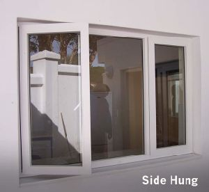 PVC Profile for Window/Factory UPVC Caseement Window Made in China pictures & photos