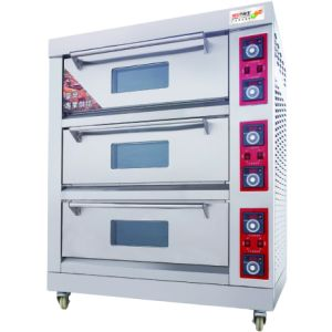 2016 Hot Selling Gas Industrial Bread Baking Oven pictures & photos