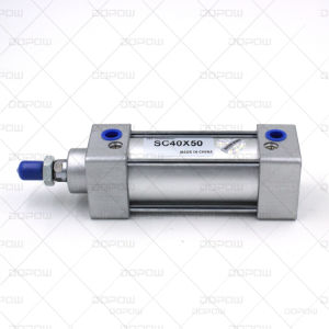 Dopow Sc40X50 Cylinder Standard Pneumatic Cylinder pictures & photos