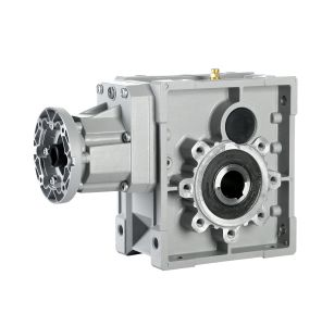 E-Km Aluminum Helical-Hypoid Gear Reducer pictures & photos