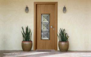 Reinforced Frame Interior Solid Wood Door pictures & photos