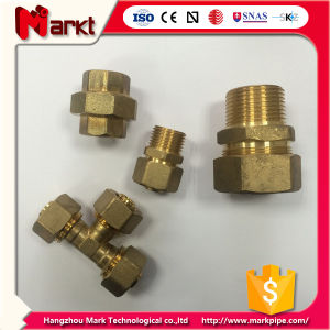 NPT Thread Brass Fitting pictures & photos