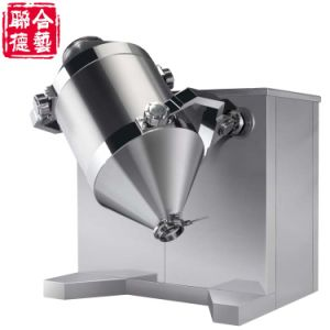Poly-Dimensional Mixing Machine for 50kg Powder or Granules Mixing