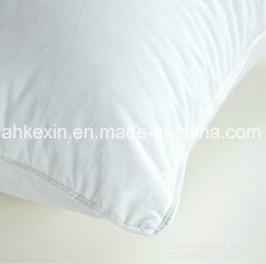 Luxury 50% White Duck Down Bed Pillow pictures & photos