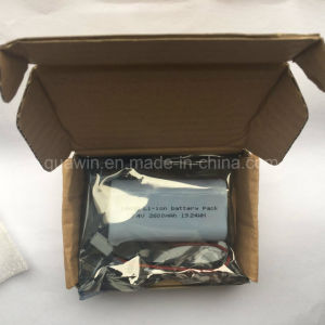 18650 Batteries 7.4V 2s1p 2600mAh Li-ion Battery pictures & photos