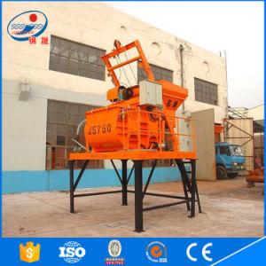 Jinsheng Concrete Mixer Js750 with Discharging Volume 750L pictures & photos