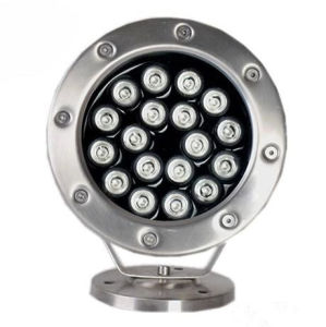 Top Quality Promotional Waterproof LED Fountain Light 18X1w Hl-Pl03 pictures & photos