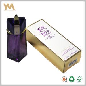 Luxury Arabic Custom Logo Rigid Paper Perfume Box for Men/Wowen pictures & photos
