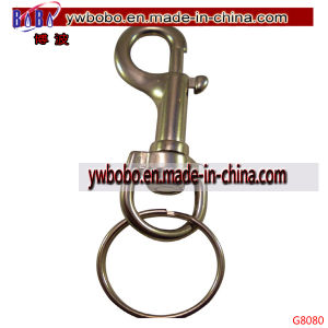 Metal Hipster Belt Clip Keychain Chunky Keyring Key Keyholder (G8080) pictures & photos