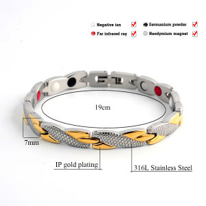 Negative Ion Energy Health Jewelry Women Style Newest Design 10115 pictures & photos