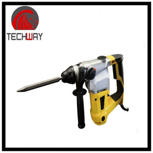 3 Function 800W 26mm Electric Rotary Hammer Drill ----for Drilling/Chiseling/Hammer pictures & photos