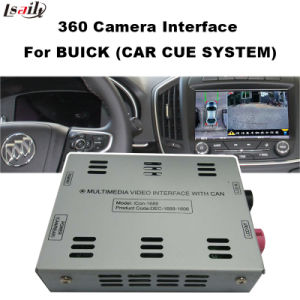 Rear View & 360 Panorama Interface for Opel Insignia Zarira Astra Antara etc with GM Multimedia System Lvds RGB Signal Input Cast Screen pictures & photos