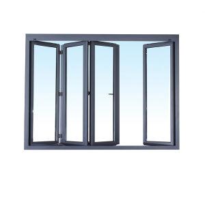 Glass Aluminum Sliding Door Price/Double Glazed Sliding Door pictures & photos