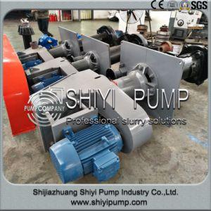 Heavy Duty Rubber Wear Resistant Vertical Slurry Sump Pump pictures & photos