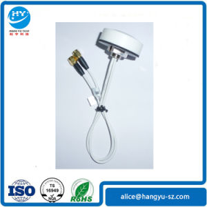 White Housing Screw Mounting GPS+GSM Combo Antenna SMA Male Connector pictures & photos
