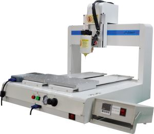 Automatic Dispensing Machine Jt-D3410 Glue Dispensing Robot pictures & photos