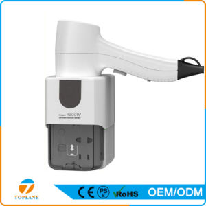 Wall Mounted Hair Dryer for Bathroom and Hotel pictures & photos