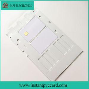 White Plastic PVC Card Tray for Epson R280 Printer pictures & photos